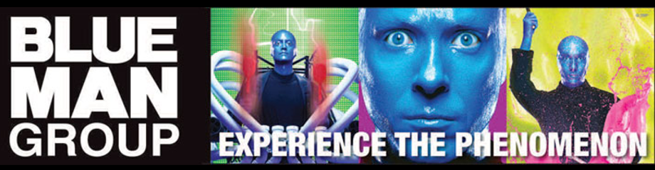 blue man group new york city broadway tickets