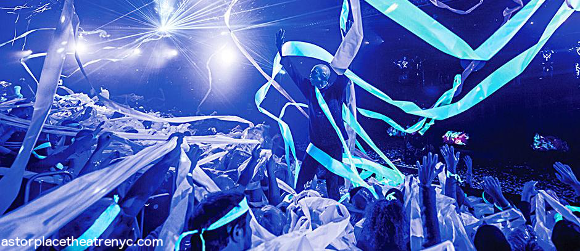 blue man show new york buy tickets